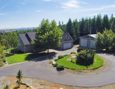 Rathdrum Single Family Home For Sale: 14562 W Hoyt Road