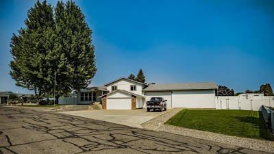 Post Falls Single Family Home For Sale: 1329 N Havichur Loop