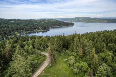 Coeur D'alene Residential Lots & Land For Sale: Trekker Woods Road