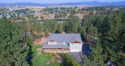 Post Falls Single Family Home For Sale: 697 S Windswept Trl