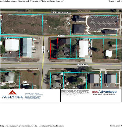 Post Falls Residential Lots & Land For Sale: 3rd