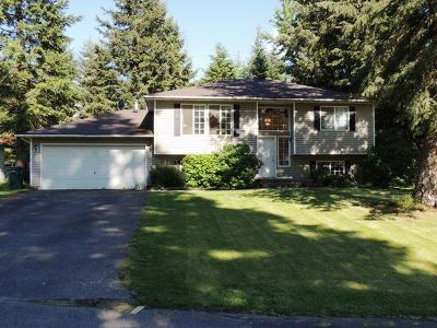 Rathdrum Single Family Home For Sale: 21104 N Camper Rd
