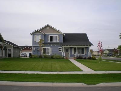 Rathdrum Single Family Home For Sale: 6495 W Majestic Ave