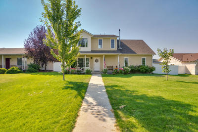 Rathdrum Single Family Home For Sale: 6734 W Majestic Ave