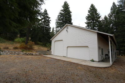 Rathdrum Single Family Home For Sale: 22918 N McKenzie Dr