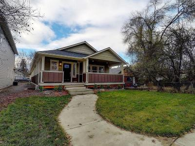 Coeur D'alene Single Family Home For Sale: 311 S 18th St