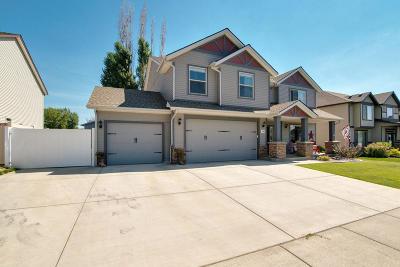 Hayden Single Family Home For Sale: 8340 N Salmonberry Loop