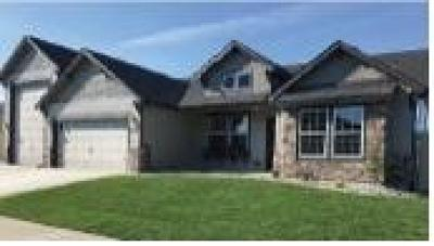 Post Falls Single Family Home For Sale: 954 W Jenicekloop