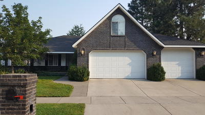 Post Falls Single Family Home For Sale: 727 N Dundee Dr