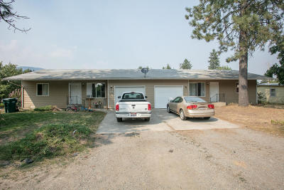 Rathdrum Multi Family Home For Sale: 7779 W Crenshaw St