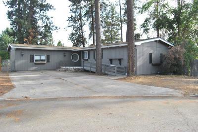 Coeur D'alene, Dalton Gardens Single Family Home For Sale: 2882 W Masters Pl