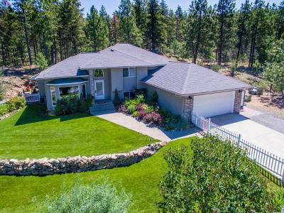 Post Falls Single Family Home For Sale: 350 S Lost Mines Road