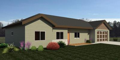 Sandpoint Single Family Home For Sale: 3017 Kelrose Ln