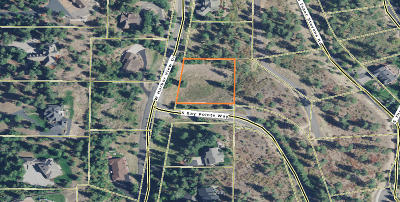 Coeur D'alene Residential Lots & Land For Sale: NKA Harbor View Dr