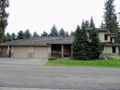 Hayden Single Family Home For Sale: 2992 E Lake Forest Dr