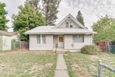 Coeur D'alene Single Family Home For Sale: 2115 E Lakeside Ave