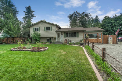 Hauser Lake, Post Falls Single Family Home For Sale: 1176 N Monarch Ave