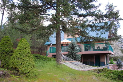 Coeur D'alene Single Family Home For Sale: 5299 E Traditional Trl