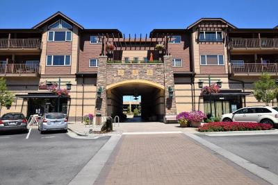 Coeur D'alene Condo/Townhouse For Sale: 2051 N Main St #317