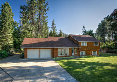 Coeur D'alene Single Family Home For Sale: 1420 E Margaret Ave