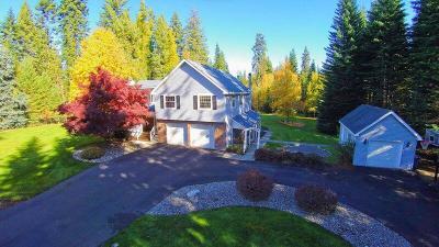 Hayden Single Family Home For Sale: 12780 N. Avondale Loop