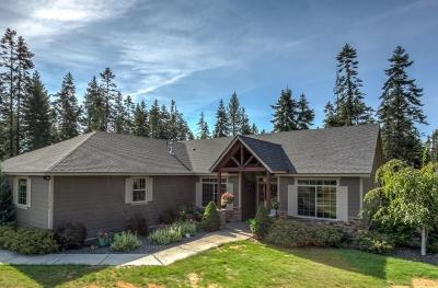 Rathdrum Single Family Home For Sale: NKA Seasons Road Lot 1
