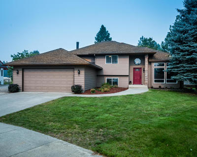 Coeur D'alene Single Family Home For Sale: 5080 N Stonehenge Ave