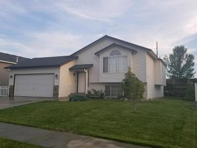 Post Falls Single Family Home For Sale: 2526 N Alfalfa Loop