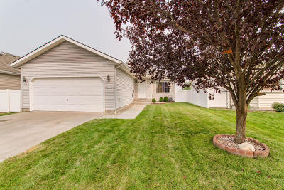 Post Falls Single Family Home For Sale: 2619 E Bremington St