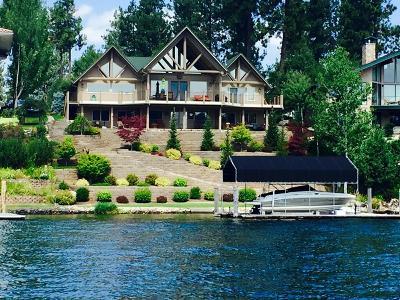 Post Falls Single Family Home For Sale: 1200 S Riverside Harbor Dr
