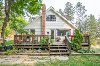 St. Maries ID Single Family Home For Sale: $349,000