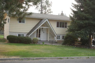 Post Falls Single Family Home For Sale: 504 E 12th Ave
