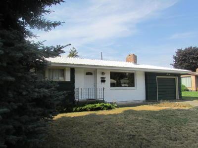 Coeur D'alene Single Family Home For Sale: 1937 N Syringa Dr