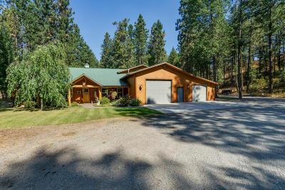 Post Falls Single Family Home For Sale: 5999 E Lacewood Ln