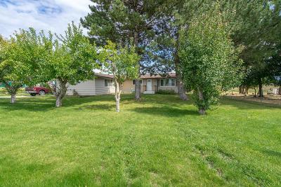 Post Falls Single Family Home For Sale: 3560 N Meyer Rd