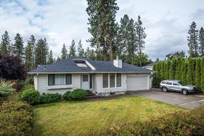 Hauser Lake, Post Falls Single Family Home For Sale: 122 S Dart St