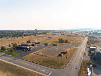 Hauser, Post Falls Residential Lots & Land For Sale: NNA 4th Ave