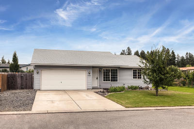 Hauser Lake, Post Falls Single Family Home For Sale: 3080 N Treaty Rock Blvd