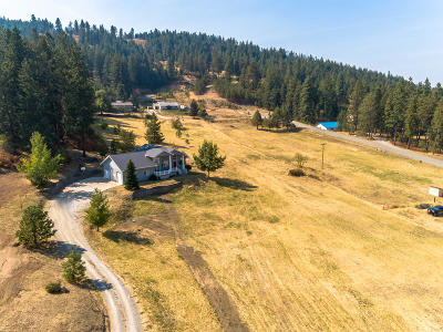 Post Falls Single Family Home For Sale: 3852 S Schilling Loop