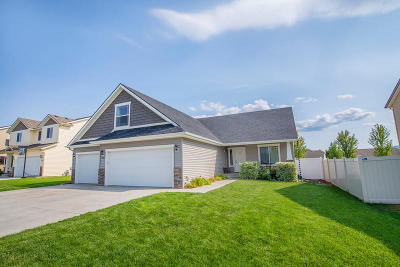 Post Falls Single Family Home For Sale: 2952 Thrush Dr