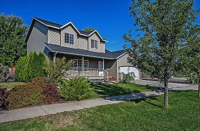 Post Falls Single Family Home For Sale: 2411 N Mackenzie Dr