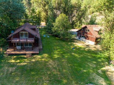 Hayden, Hayden Lake Single Family Home For Sale: 34485 E Hayden Lake Rd