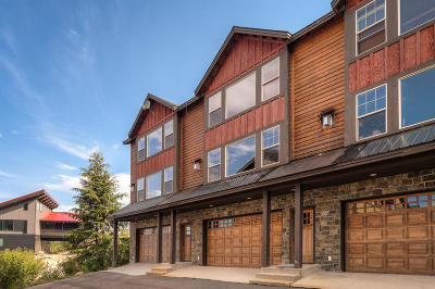 Sandpoint Condo/Townhouse For Sale: 80 Whiplash Cr