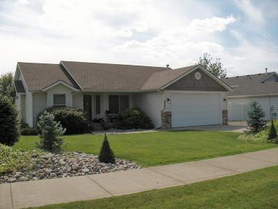 Hayden Single Family Home For Sale: 9042 N Torrey Ln
