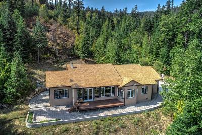 Priest River Single Family Home For Sale: 238 Nikita Dr