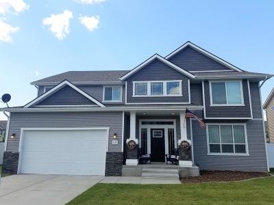 Hayden Single Family Home For Sale: 8357 N Salmonberry Loop