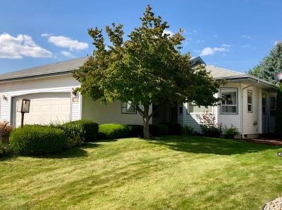 Hayden Single Family Home For Sale: 1437 W Woodlawn Dr
