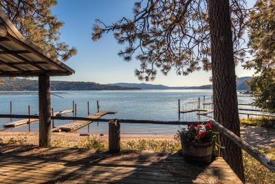 Coeur D'alene, Dalton Gardens Single Family Home For Sale: 1460 W Swede Bay Rd