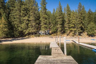 Coeur D'alene, Dalton Gardens Single Family Home For Sale: 1460 W Swede Bay Road