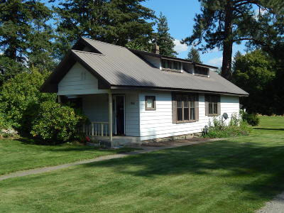 Rathdrum Single Family Home For Sale: 7652 W Main St